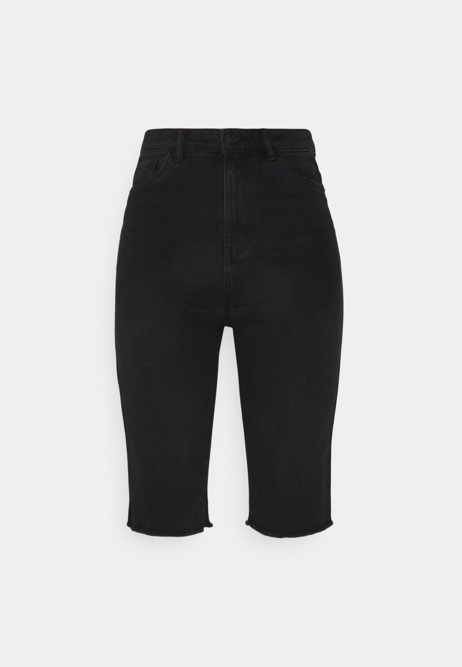 Women VMLOA FAITH  - Denim shorts
