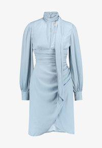 GRACIOUS DRESS - Koktejlové šaty/ šaty na párty - powder blue
