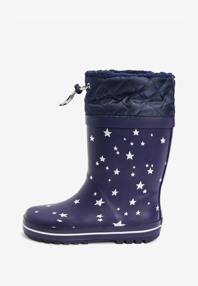 Wellies - blue