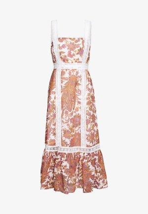 PRODIGY MIDI DRESS - Vestido informal - off-white