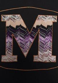 M Missoni - CREWNECK - Hoodie - black beauty - 5