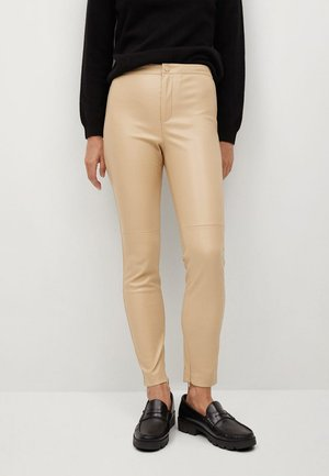 LONDONPU - Trousers - sable