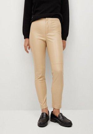 LONDONPU - Pantalon classique - sable