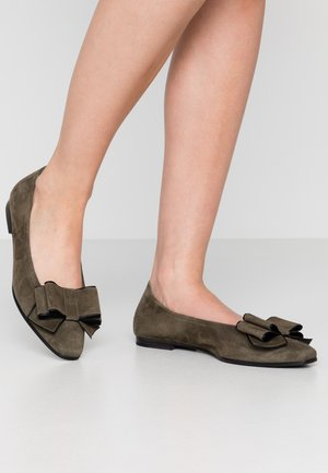 LEA - Ballet pumps - forest