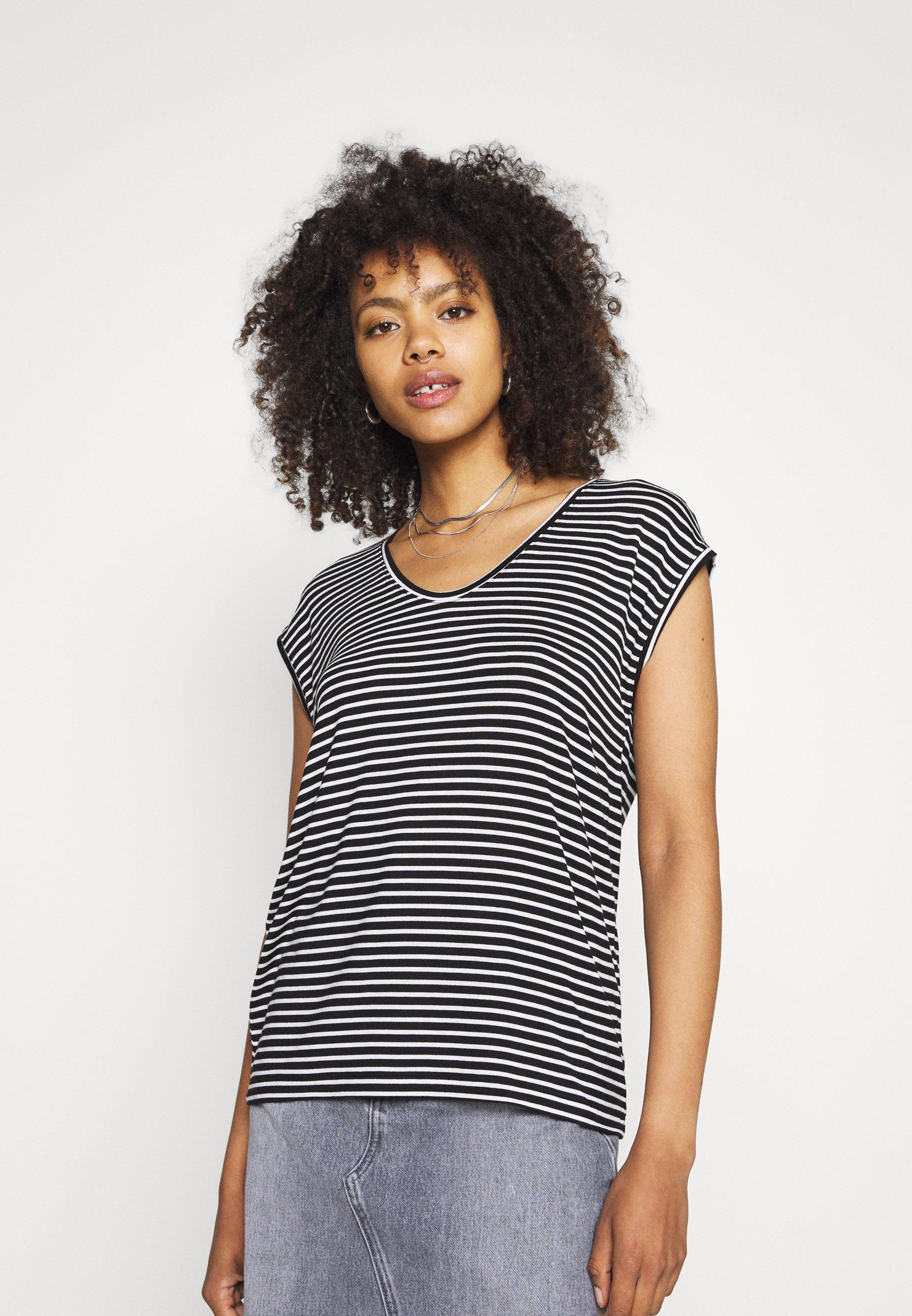 Damen PCBILLO NEW TEE - T-Shirt print