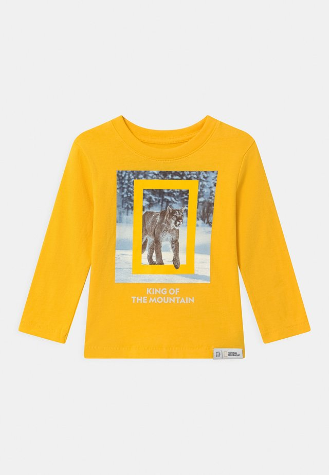TODDLER BOY NATIONAL GEOGRAPHIC  - Long sleeved top - radiance