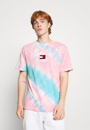 TEE UNISEX - Print T-shirt - blue