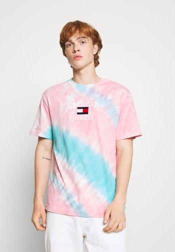 TEE UNISEX - T-shirt imprimé - blue