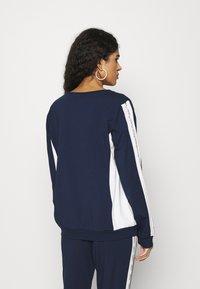 Liu Jo Jeans - FELPA CHIUSA - Sweatshirt - blu navy - 2