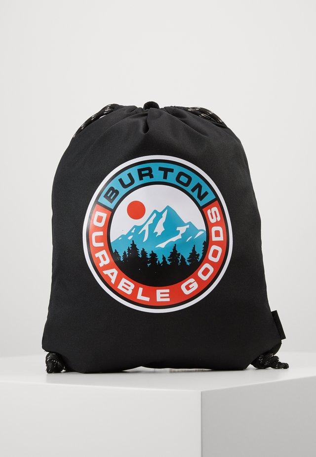 CINCH BAG - Sportovní taška - true black