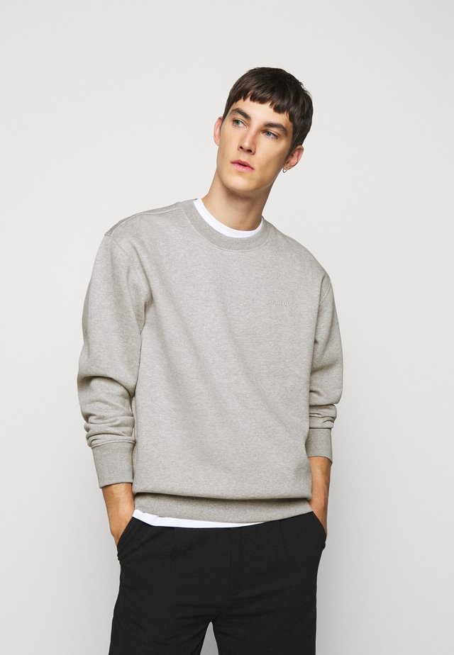 CHIP - Sweatshirts - stone grey melange