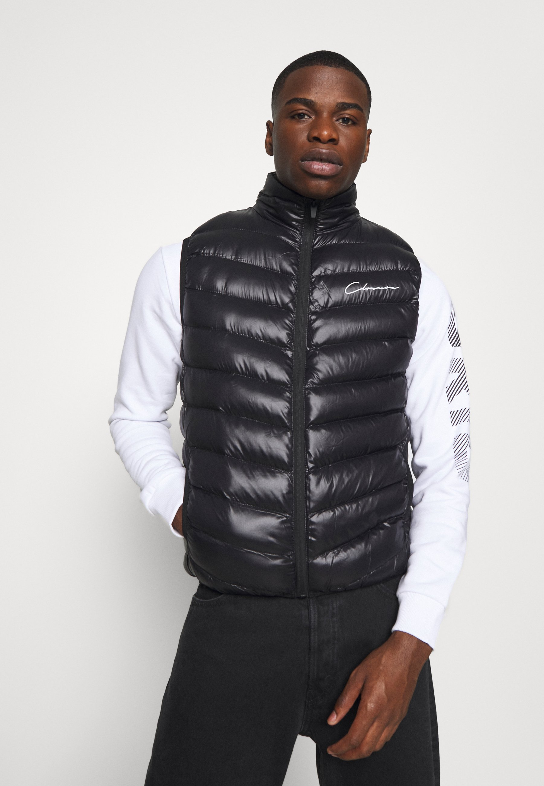 Uomo QUILTED GILET - Smanicato
