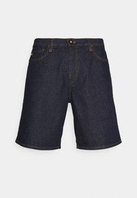 Emporio Armani - Denim shorts - dark blue - 5