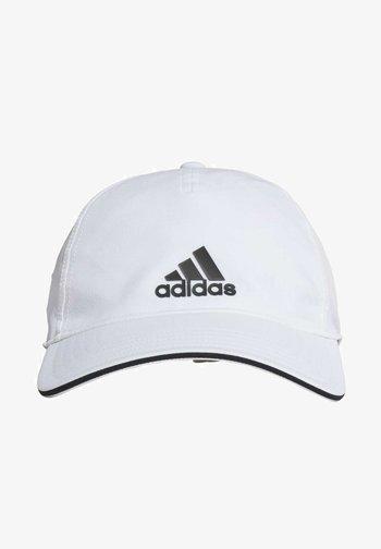AEROREADY BASEBALL CAP - Czapka z daszkiem - white