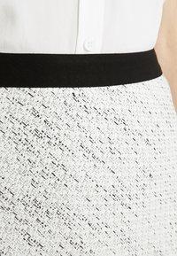 Esprit Collection - SKIRT - Áčková sukně - off white - 4
