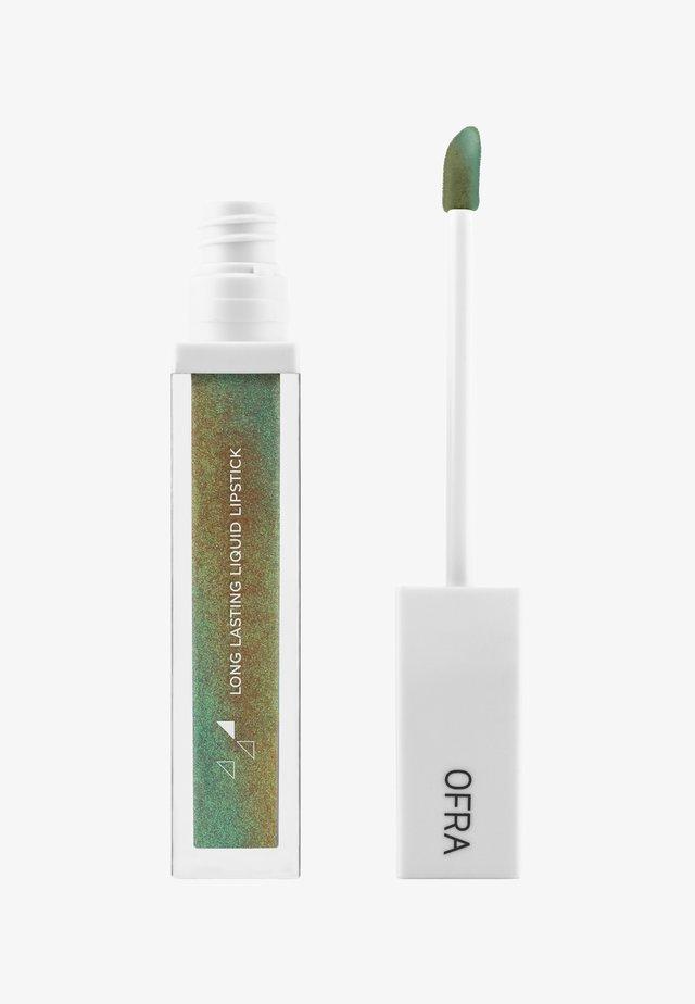 LIQUID LIPSTICK - Flüssiger Lippenstift - emerald city