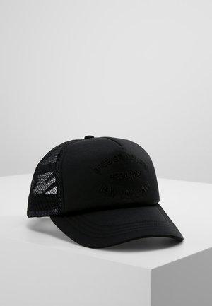NEW YORK CITY TRUCKER - Cap - black