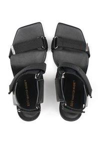 United Nude - ROCKIT RUN - High heeled sandals - black - 3