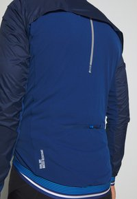ODLO - JACKET ZEROWEIGHT DUAL DRY - Windbreaker - estate blue - 3