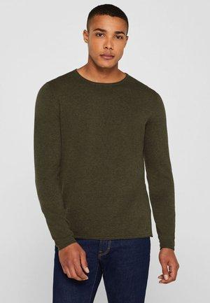 BASIC - Jumper - khaki green