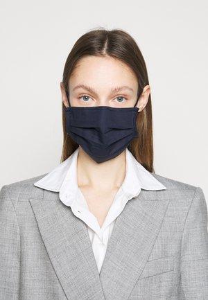 FACE MASK UNISEX - Community mask - dark blue