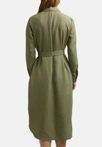 Esprit - Shirt dress - light khaki - 4
