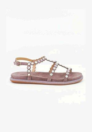 GUINEA - Sandals - pink