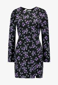 Fashion Union - MALIAN - Denní šaty - purple - 6