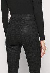 J Brand - LEENAH HIGH RISE ANKLE SKINNY - Jeans Skinny Fit - caiman - 3