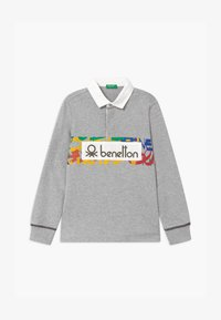 Benetton - FUNZIONE BOY - Polo shirt - grey - 0