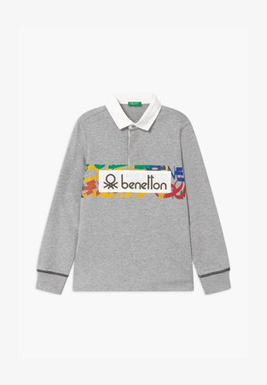 FUNZIONE BOY - Polo shirt - grey