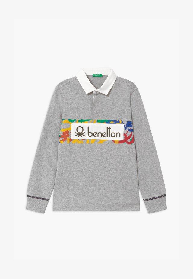 FUNZIONE BOY - Poloshirt - grey