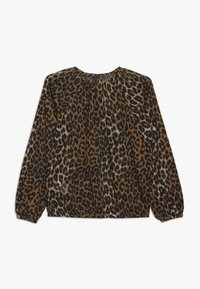 Scotch & Soda - IN BOXY FIT WITH ALL OVER PRINT - Blouse - cognac - 1