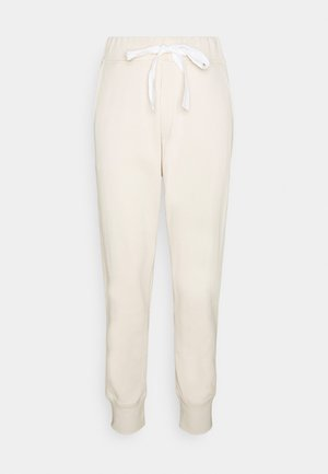 BEACH EDIT LEISURE TRACKPANT - Pyjama bottoms - beige