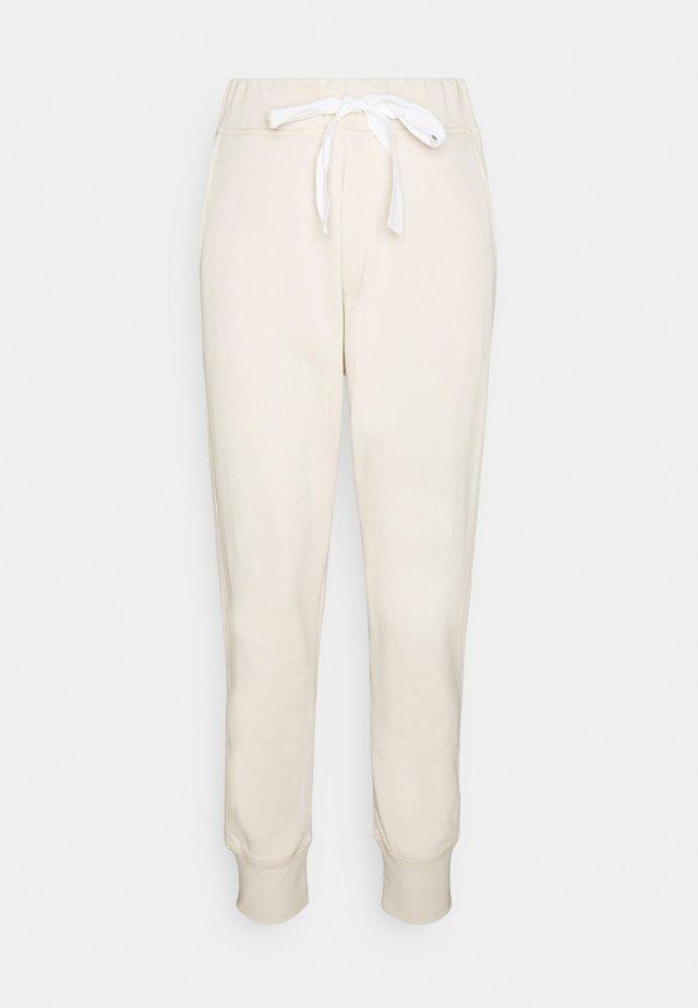 BEACH EDIT LEISURE TRACKPANT - Pantalón de pijama - beige
