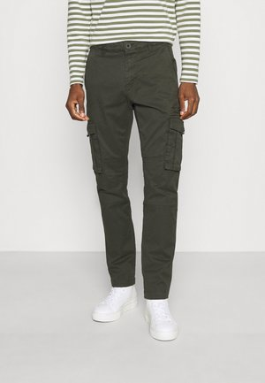 Cargo trousers - forest