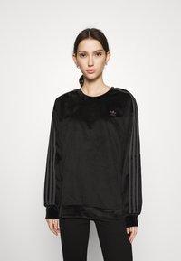 adidas Originals - CREW SWEATER  - Sweatshirt - black - 3