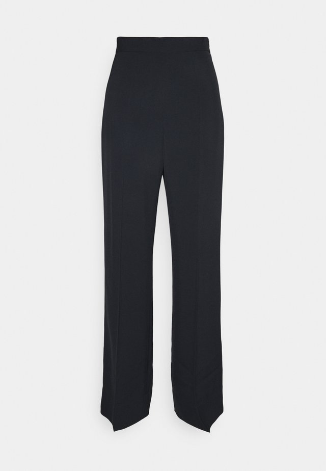 CRETA - Pantalon classique - black