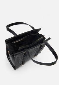 New Look - MINI TOTE - Handbag - black - 2