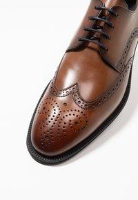 Lloyd - JAN - Smart lace-ups - cognac - 5