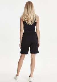 PULZ - PZSAMANTHA - Trousers - black - 3