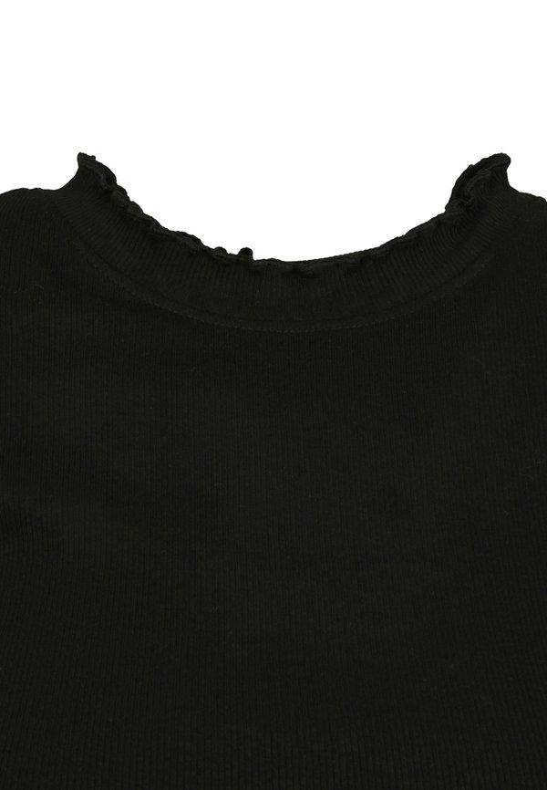 Urban Classics Bluzka - black/czarny SLVW