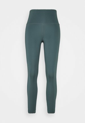 NOVELTY 7/8 - Tights - dark teal green