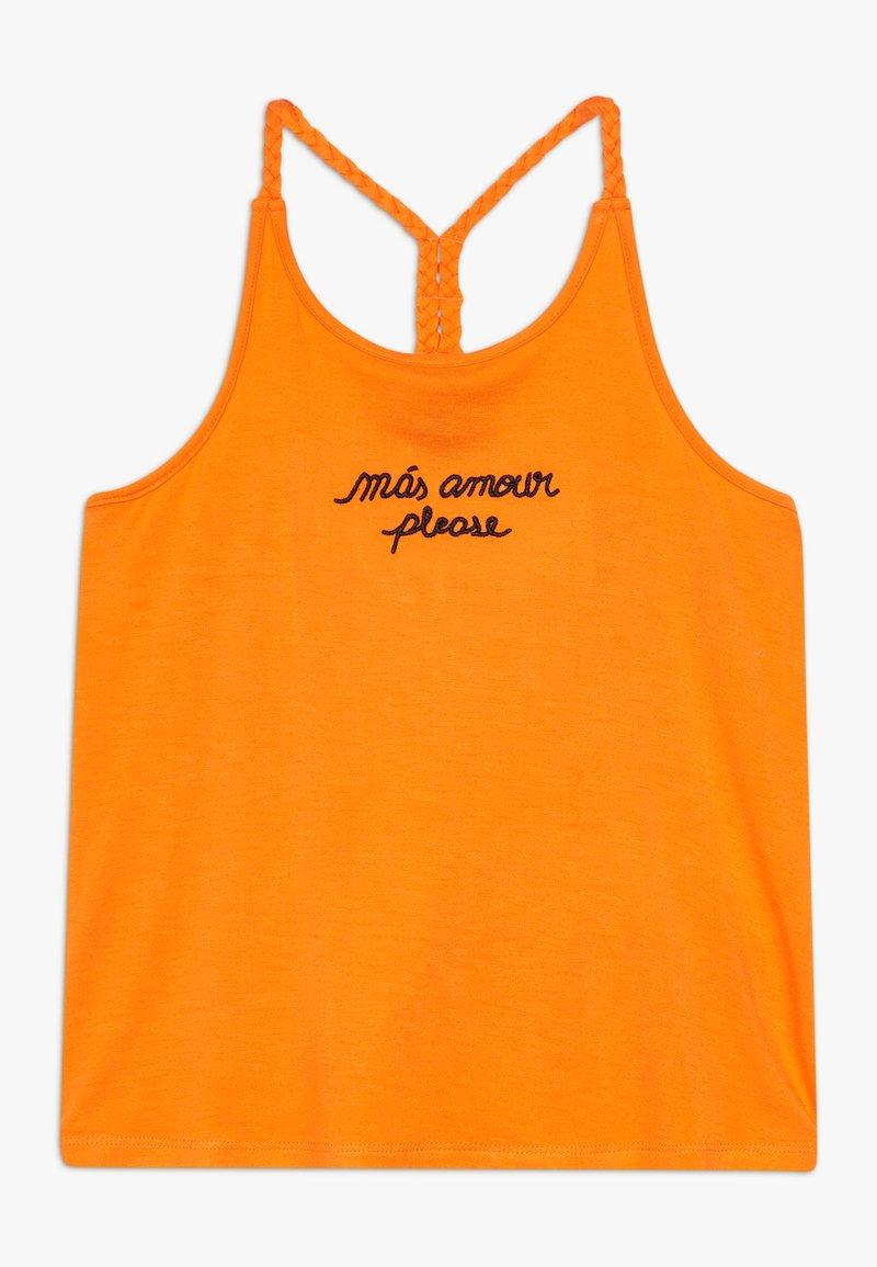 Name it - NKFHONNA  - Débardeur - vibrant orange