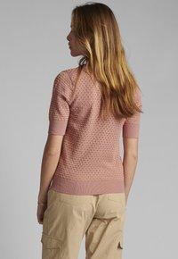 Nümph - Print T-shirt - ash rose - 1
