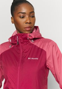 Columbia - INNER LIMITS II JACKET - Outdoor jacket - red orchid/rouge pink - 3
