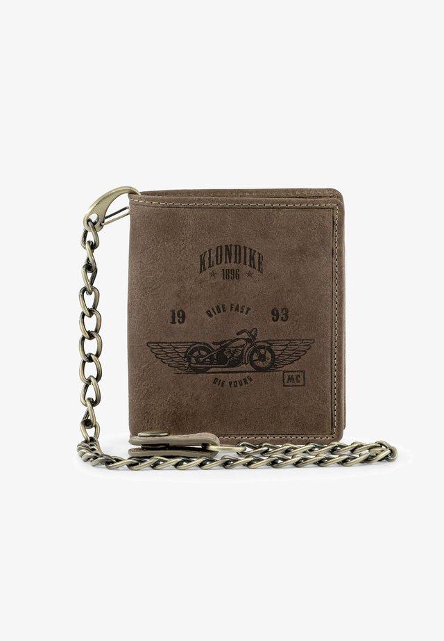 WAYNE TRUCK - Wallet - mittelbraun