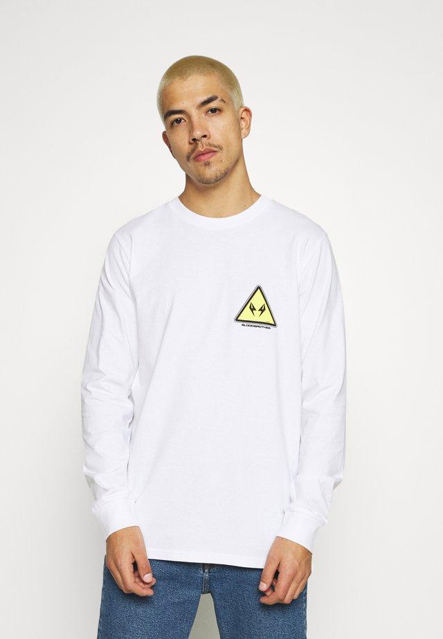 BARROW TEE UNISEX  - T-shirt print - white