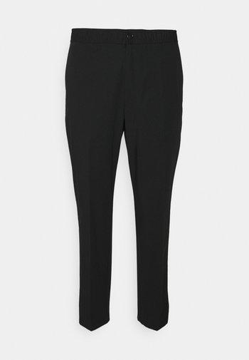 MAYER - Trousers - black