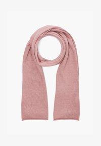 s.Oliver BLACK LABEL - Scarf - light pink - 0